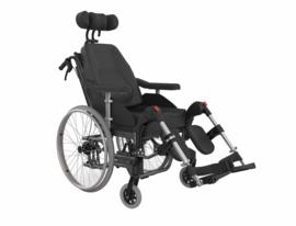 Tweedehands comfort kantelrolstoel met verstelbare rug, Icon 120 - 16803144