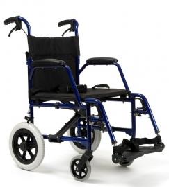 Super lichtgewicht rolstoel voor in de auto van 9,4 kg