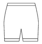 Wollen onderbroek met korte pijp (40% angora ondergoed Peters Angora) - 60087