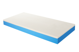 Matras Presstige Deluxe Care (ondersteunend en drukverdelend) van 19 cm
