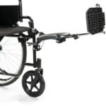 Comfort beensteunen voor rolstoel M1, M1Plus, M9 en de Compact Lite