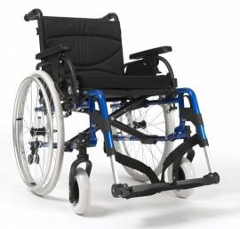 Complete lichtgewicht rolstoel V300 DL met naspanbare rug