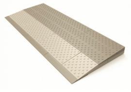 Drempelhulp voor uw rollator of rolstoel, voor een verhoging van 2,5, 3 , 3,5 of 4 cm