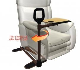 Couch Tray, sta-op hulp en tafeltje in één - MWTRAY 2050