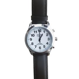 Nederlands sprekend unisex horloge, radiogestuurd