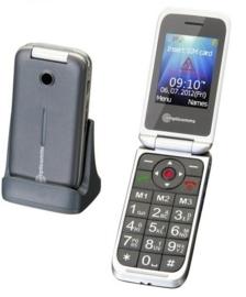 Mobiele telefoon met grote toetsen en extra luid volume, PowerTel M7000i