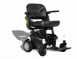 Elektrische binnenrolstoel E-Smart met compacte draaicirkel