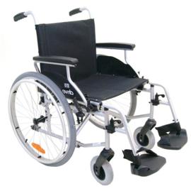 Stevige basis rolstoel Ecotec 2G (geschikt voor rolstoelvervoer)