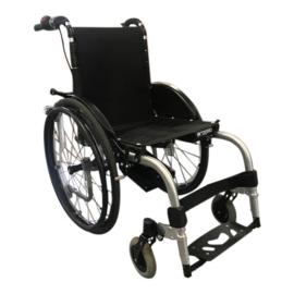 Tweedehands opvouwbare rolstoel Progeo Tekna Advance met duwondersteuning - 164961
