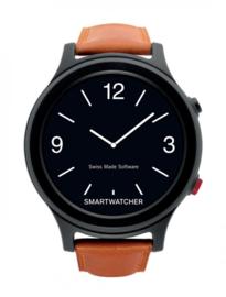 Horloge met alarmknop met GPS voor Alzheimer, Dementie - SmartWatcher ESSENCE Deluxe