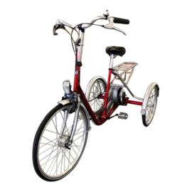 Tweedehands 3-wiel fiets Huka City 24 - 153112