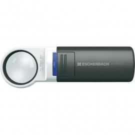 Loep met LED-verlichting, de loep met LED-verlichting 35 mm 28,0D mobilux van Eschenbach - 151110