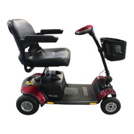 Tweedehands opvouwbare 4-wiel scootmobiel GoGo Elite Traveller Plus - 16809629