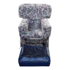 Tweedehands Kirton mechanisch verstelbare stoel - 164525