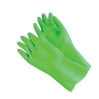 Handschoenen voor aan- en uittrekken van steunkousen, elastische kousen, Slide Solution