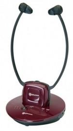 Hoofdtelefoon voor TV voor slechthorenden, Amplicomms TV-2500