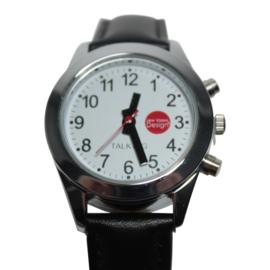 Sprekend horloge voor dames met uitspraak van tijd en datum - 643009