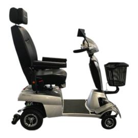 Tweedehands 5-wiel scootmobiel Quingo Vitess2 met achteruitrij-camera en nieuwe accu's - 16809263
