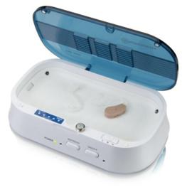 Droogbox voor gehoorapparaten met ingebouwde batterijtester, DB 200 Plus - 906443