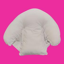 Tweedehands kussen voor rugondersteuning in bed of stoel - 16803557