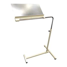 Tweedehands  in hoogte verstelbare leestafel voor bij bed of stoel - 16806622
