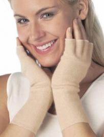 Wollen handwarmers Angora zonder vingers (warmtekleding Peters Angora) - 21245