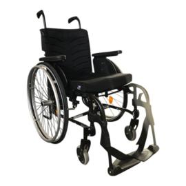 Tweedehands Quicky Life R rolstoel met verstelbare rug - 1678044 (Gereserveerd 1678088)