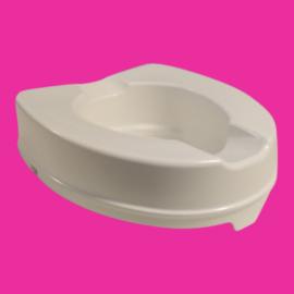 Tweedehands toiletverhoger van 10 cm zonder deksel - 16801818