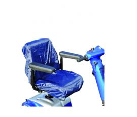 Scootmobiel stoelbeschermer, hoes voor de stoel van uw scootmobiel