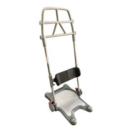 Tweedehands transferhulp Molift Raiser inclusief sling en handgreeplussen - 16788631