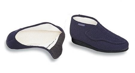 Verbandschoen Pulman Diane, pantoffels voor opgezwollen voeten - Laatste paar maat 36 - SCH169636