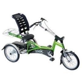 Aangepaste driewieler voor kinderen - Easy Rider Junior
