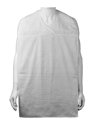 Volwassenen witte slab met verstelbare halswijdte
