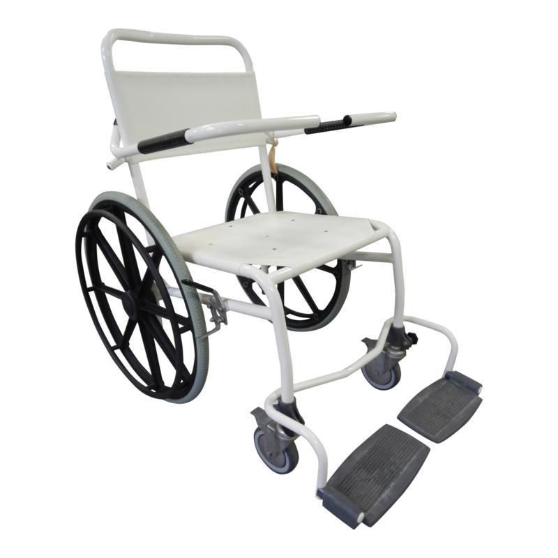 Tweedehands Handycare douchestoel op wielen - 16796985