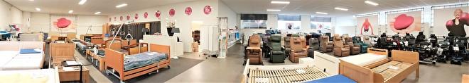 Winkel voor sta-op stoelen