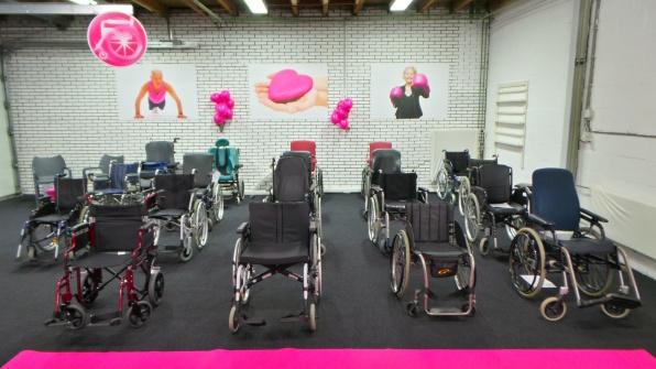 Tweedehands rolstoelen winkel