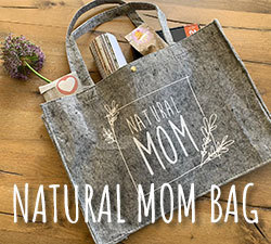 natural mom bag