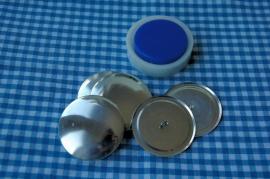 50 losse stofknopen  47 mm