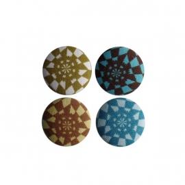 Magneetjes Geometrie (28 mm)