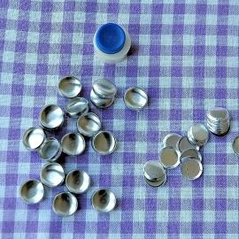 stofknopen 12 mm - STARTSET