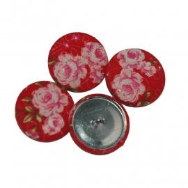 Knopen Roosjes (28 mm)