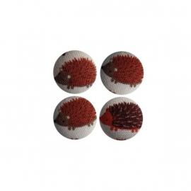 Magneetjes Egeltjes (19 mm)