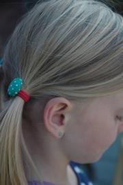 Gekleurde Haarelastiekjes (per 2)