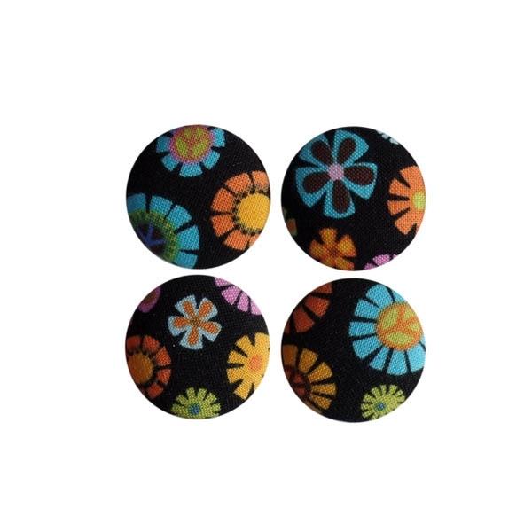 Magneetjes Hippie (28 mm)