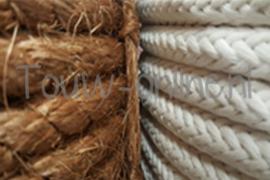 Manilla touw voor de varkenshouderij, diameter 22 mm 220 meter