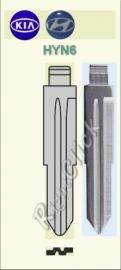 Hyundai Sleutelbaard HYN6 (set a 2 stuks)