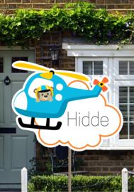 TUINBORD -  HIDDE