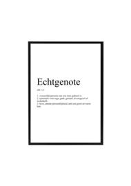 ECHTGENOTE