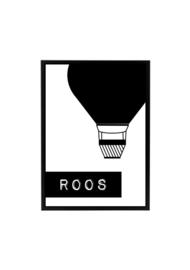 ROOS - LUCHTBALLON