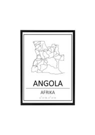 ANGOLA, AFRIKA